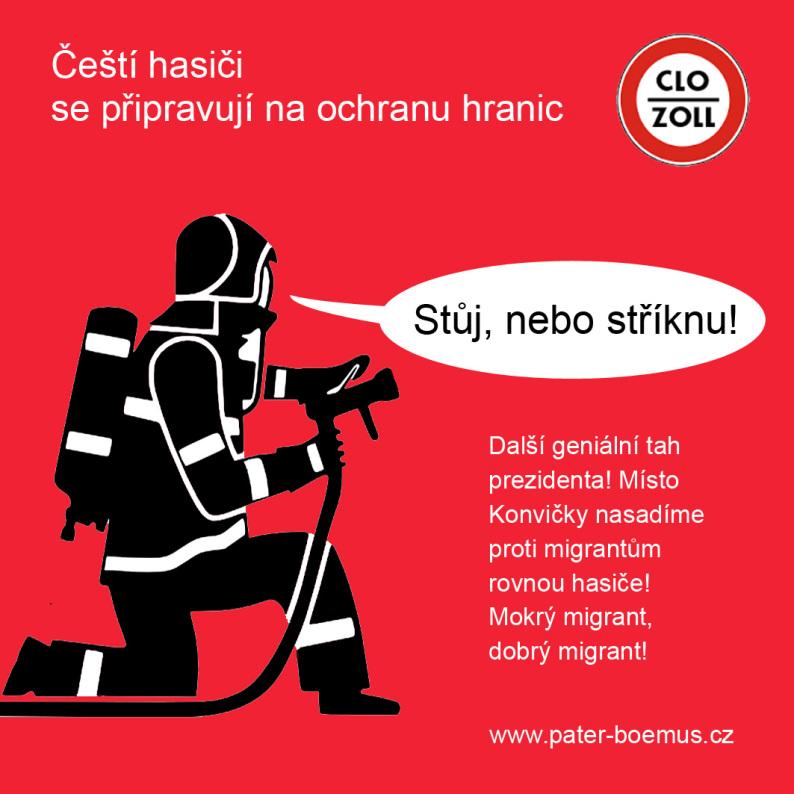 Společnost bratranců Veverkových, Pater Boemus, praotec Čech, humoristický vzdělávací magazín, hasiči na hranicích, Wavrovský