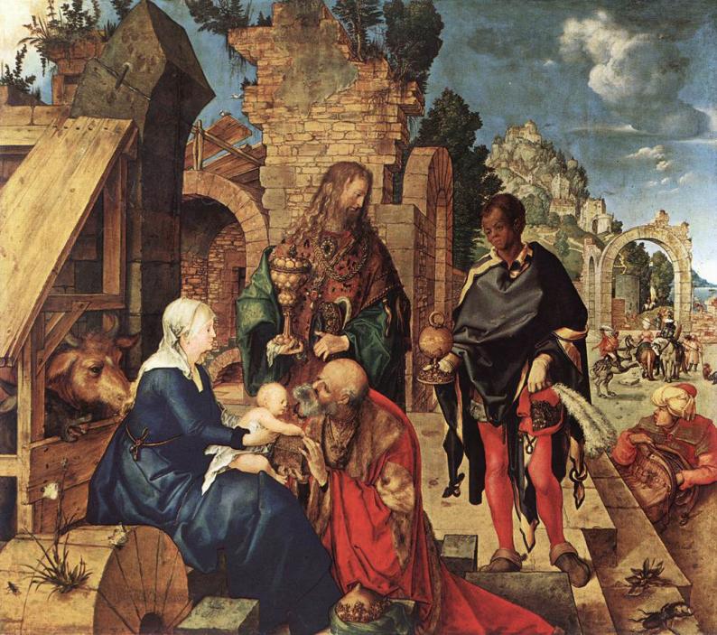 Pater Boemus, humoristický vzdělávací magazín, Wavrovský, Společnost bratranců Veverkových, Albrecht Dürer, Klanění tří králů