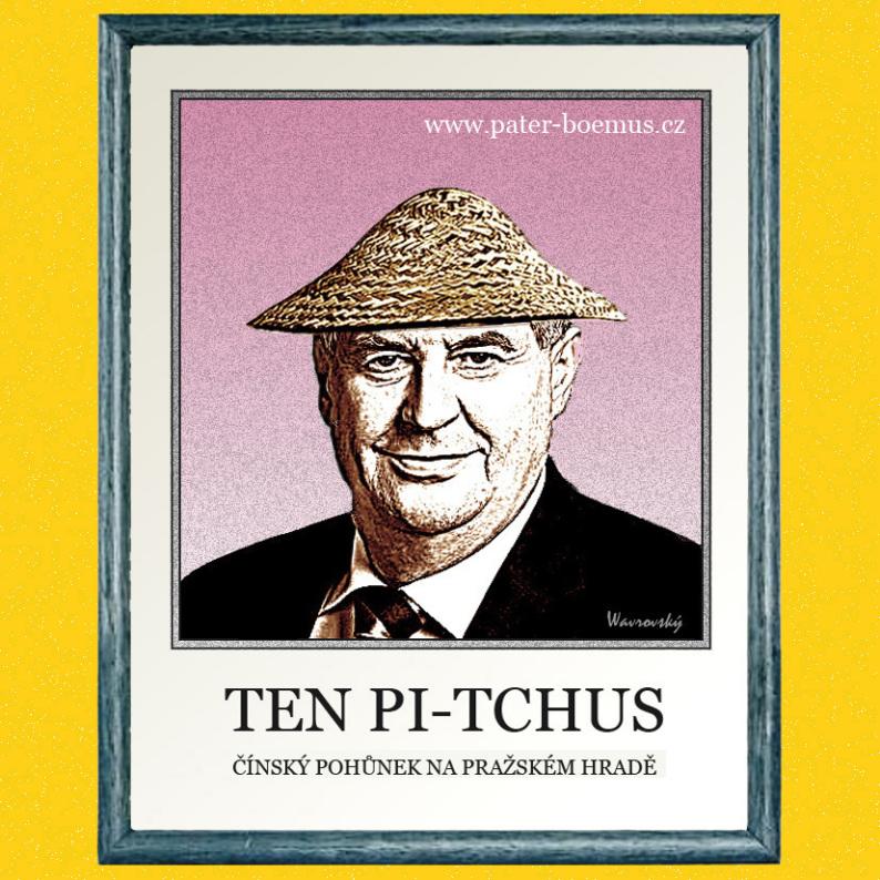 Pater Boemus, humoristický vzdělávací magazín, Wavrovský, Společnost bratranců Veverkových, Sestřenice Veverkovy, čínský pohůnek na pražském hradě