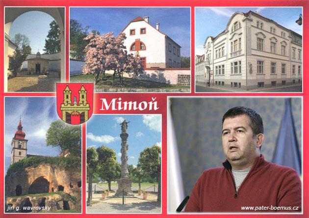 Pater Boemus, humoristický vzdělávací magazín, Wavrovský, Hamáček
